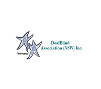 Deaf Blind Association logo