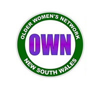 Older Womens Network logo