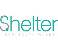 Shelter NSW logo