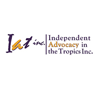 Independent Advocacy in the Tropics logo